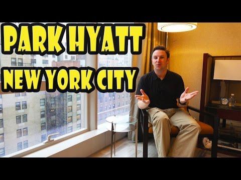Park Hyatt New York DETAILED Review