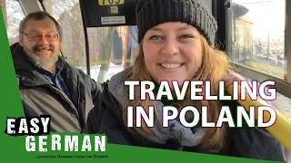 Travelling through Poland | Easy German 181