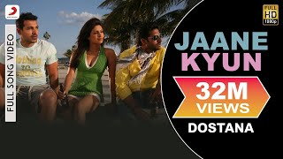 Jaane Kyun Full Video - Dostana|John,Abhishek,Priyanka