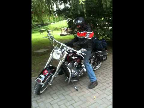 Autosleutelcursus Holthees 2011 week 2- Harley