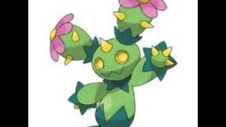 Maractus  - (Pokémon) - 6-0! OMG Maractus Is A MONSTER! Pokemon X And Y Wifi Battle #32 Against Mike