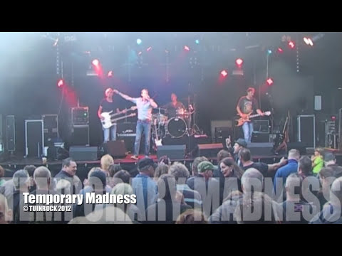 Golden Earring Tribute Temporary Madness Tuinrock 2012