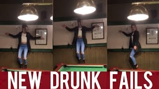 NEW Ultimate Drunk people fails! || Super Funny Compilation! || Year 2018!