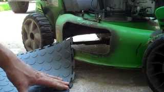 building leaf mulcher deck chute block - ฟรีวิดีโอออนไลน์