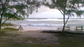 preview picture of video 'Surfers Point Barbados 2011 at Zed`s'