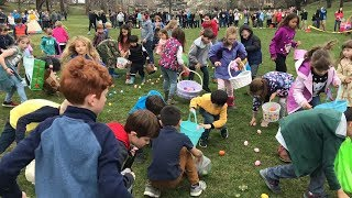 Easter Egg Hunt in 28 seconds