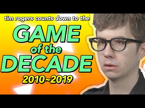 Tim Rogers' Games Of The Decade