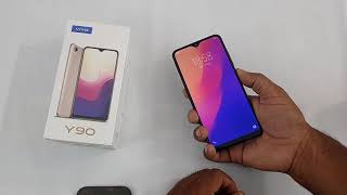 Vivo Y90 Hard Reset pattern remove without pc
