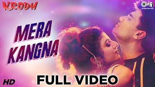 Mera Kangna Full Video - Krodh | Suniel Shetty & Rambha | Abhijeet & Alka Yagnik | Anand - Milind