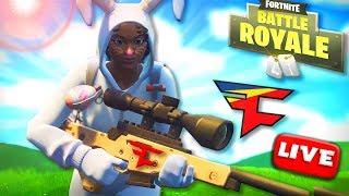 🔴 Wir TRICKSHOTTEN die GEGNER!!? | Fortnite Battle Royale - Livestream 🔴
