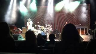 """""""Fire and Brimstone"""" Trombone Shorty and Orleans Ave, 9/14/13. Mann Center"""