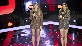 "Ema e Sara Correia - ""Stay with me"" 