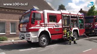 preview picture of video 'Grote brand in Koningsbosch'