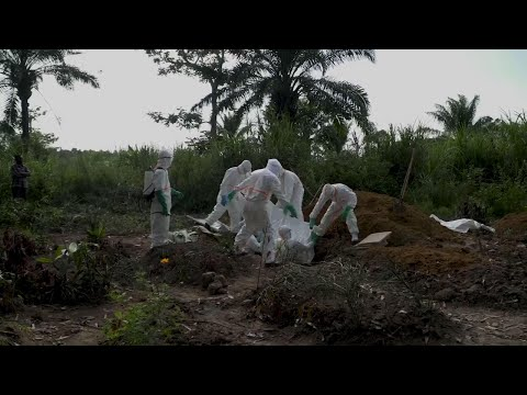 More than a year and 171,000 doses of a new vaccine have done little to stop the spread of Ebola in Congo. Health workers say many people fear the vaccine was created to kill them, while others cling to the ways of traditional healing. (July 24)