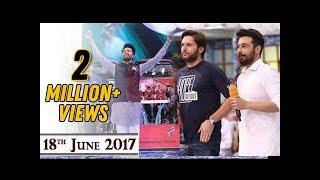 Jeeto Pakistan - Guest :Shahid Afridi & Faysal Qureshi  -  18th June 2017 - ARY Digital Show
