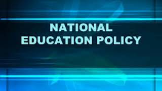 new education policy 1986