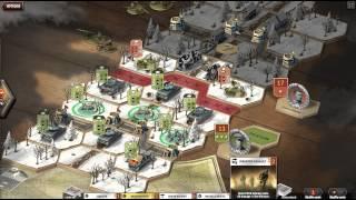 Panzer General Online - gameplay Losheimergraben 3/5 AXIS