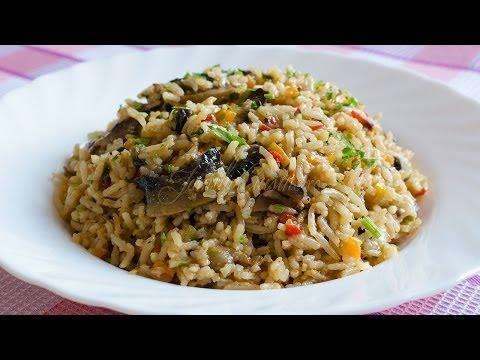 0 Supă de chorizo, broccoli și orez brun