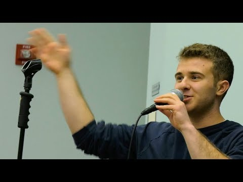 Make 'Em Laugh: A Crash Course in Stand-up Comedy - YouTube