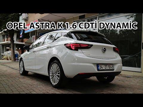 Opel Astra K 1.6 Cdti | Test Sürüşü & İnceleme