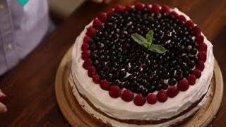 Ягодный торт. Рецепты счастья. Новая история