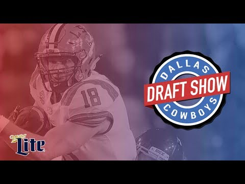 Draft Show: 2019 Kickoff & Senior Bowl Preview | Dallas Cowboys 2018-2019