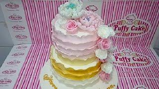 Wedding Cake Simple Design Ideas | Junito Cake