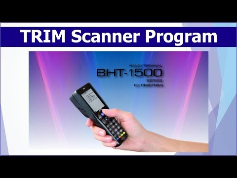 TRIM Scanner Program