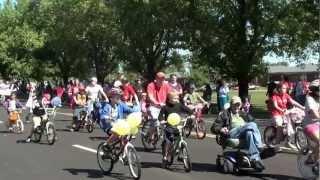 2012 St. James, Missouri Grape & Fall Festival Parade