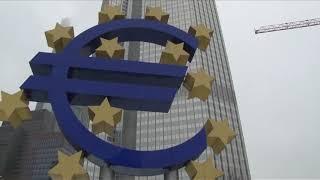 Coronavirus: les hauts lieux de l'économie européenne à l'arrêt Video Preview Image