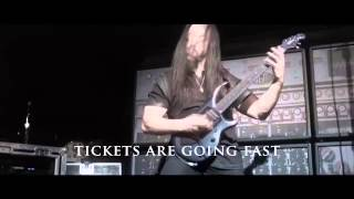 "Dream Theater ""Along For The Ride"" 2014 ""The Looking Glass"" Tour Teaser"