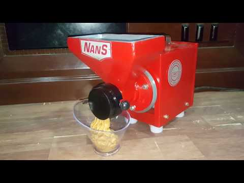 Nans Brand Peanut Butter Making Machine 45 Kgs / Hour