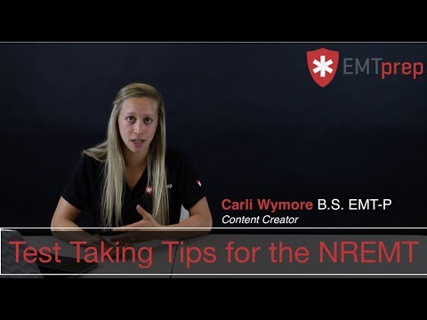 National Registry Exam Tips Webinar - EMTprep.com