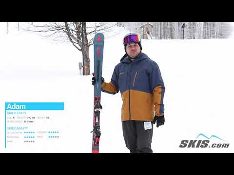 Video: Atomic Vantage 79 TI Skis 2021 1 50