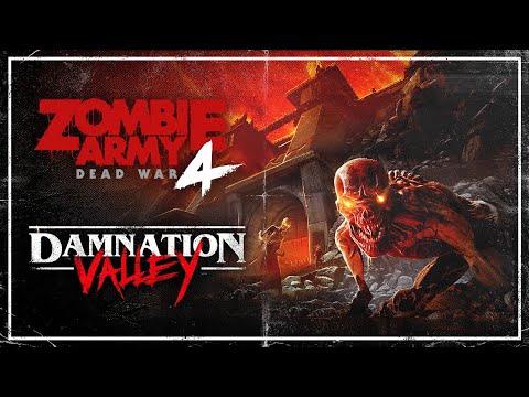 Zombie Army 4 Season 2 Trailer
