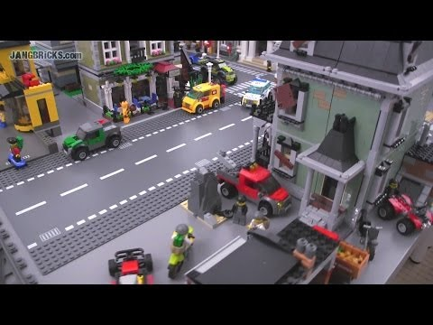 OLD Video! Updates on my channel! Second LEGO city