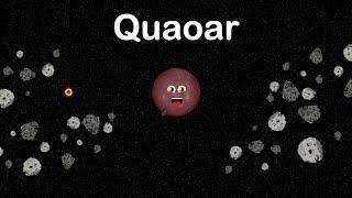 Dwarf Planet Song/Dwarf Planet Candidate Quaoar