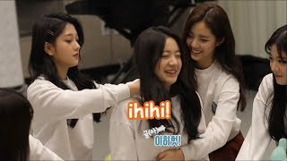 fromis_9 (프로미스나인) - Try Not To Laugh Challenge Part 2