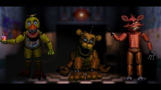 fnaf world fixed withered animatronics - 免费在线视频最佳