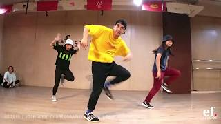 Hey   Fatima Rainey | Josh Junio Choreography (Urban)   TPM , Manoeuvres | Ef. Studios