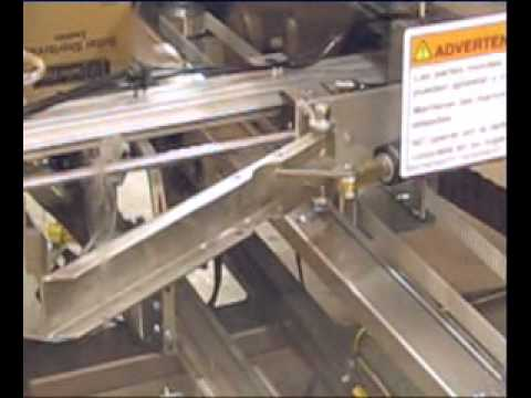 2-EZ HS HM 20 cpm High Speed Hot Melt Case Erector