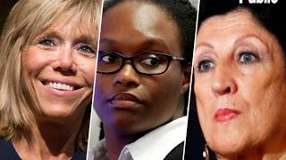 Vidéo : Emmanuel Macron : Top 4 des femmes qui l'entourent !