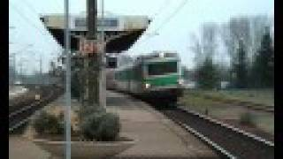 preview picture of video 'X 4626 + X 4534 (SNCF) / Région  Picardie '