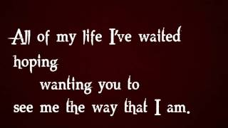 3 Doors Down - Back To Me with Lyrics