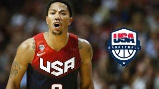 Team USA Full Highlights vs Brazil 2014.8.16 - EVERY PLAY!