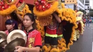 新加坡龙狮节 2017 (Singapore Dragon & Lion Dance Festival 2017)