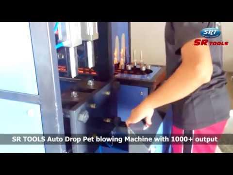 Auto Drop PET Blowing Machines