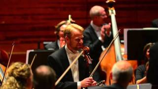 Brahms piano concerto no. 2 - cello solo