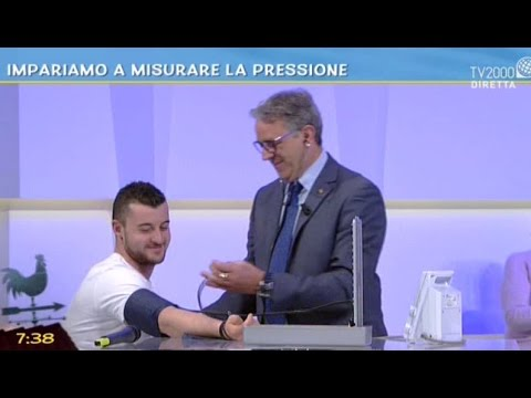 Pressione per ipertesi Chris