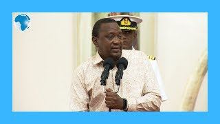 Uhuru breaks silence on the deadly coronavirus epidemic